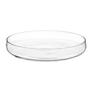 IKEA イケア BERAKNA ボウル フラワーベース クリアガラス d80329041