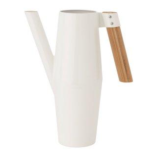 IKEA イケア BITTERGURKA じょうろ ホワイト d10368069