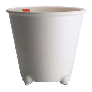 IKEA イケア IKEA PS FEJO 自動水やり機能付き植木鉢 ホワイト d50178835