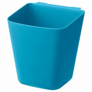 IKEA イケア 小物入れ ブルー 12x11cm n50440964 SUNNERSTA