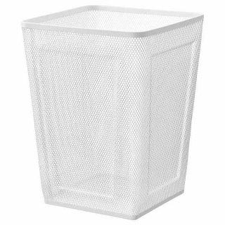 IKEA イケア ゴミ箱 ホワイト n40460108 DRONJONS