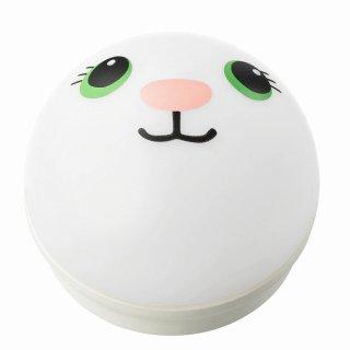 IKEA イケア LEDナイトライト ホワイト ウサギ 電池式 n20440890 KORNSNO