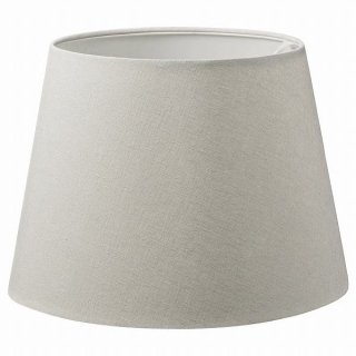 IKEA イケア ランプシェード ライトグレー 42cm n60449006 SKOTTORP