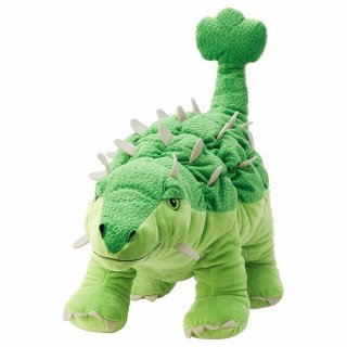 IKEA イケア ソフトトイ ぬいぐるみ 恐竜 アンキロサウルス55 cm n70471209 JATTELIK イェッテリク