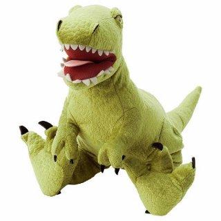 IKEA イケア ソフトトイ ぬいぐるみ 恐竜 ティラノサウルスレックス44 cm n40471197 JATTELIK イェッテリク