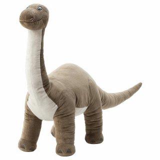IKEA イケア ソフトトイ ぬいぐるみ 恐竜 ブロントサウルス90 cm n30471206 JATTELIK イェッテリク