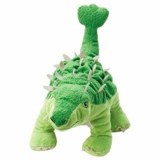 IKEA イケア ソフトトイ ぬいぐるみ 卵 恐竜 アンキロサウルス37 cm n10471212 JATTELIK イェッテリク