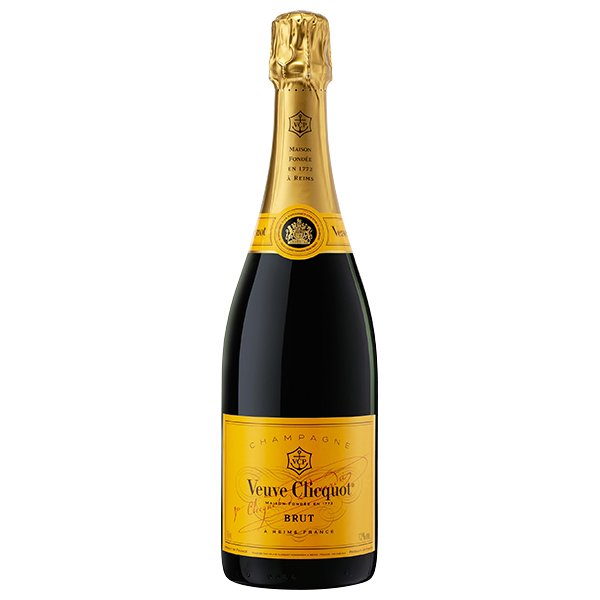 【Ikumi】VEUVE CLICQUOT YELLOW LABEL