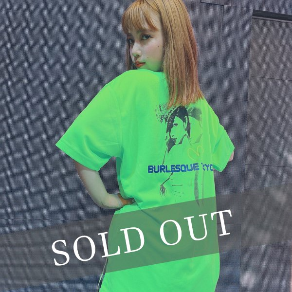 【Mii】Original_Design_Tシャツ(NEON GREEN)