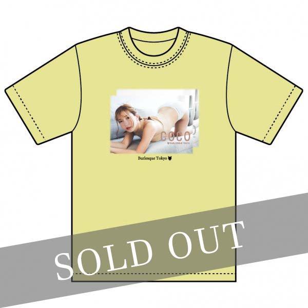【COCO】Original_Design_Tシャツ(LEMON)