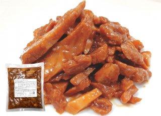 (20)照り焼きチキン切り落とし500g 冷凍品/湯煎調理可(規格外)