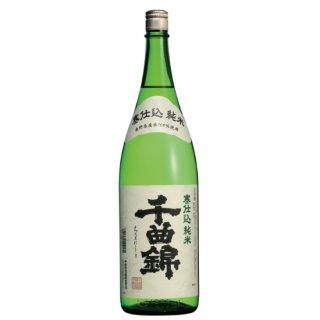 寒仕込純米酒 千曲錦 1.8L