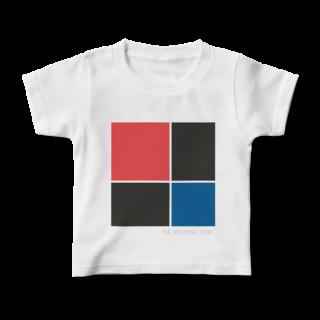 【受注生産】《キッズ》二項式/半袖Tシャツ