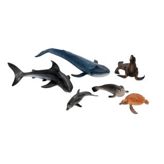 海洋生物セット|言語教育ミニチュア