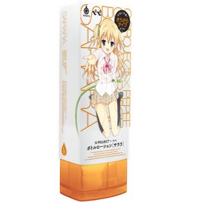 G PROJECT X PEPEE BOTTLE LOTION サララ