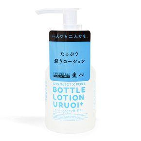 G PROJECT × PEPEE BOTTLE LOTION URUOI+(スーパーヒアルロン酸配合)