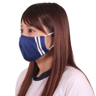女子高生のブルママスク【日本製】