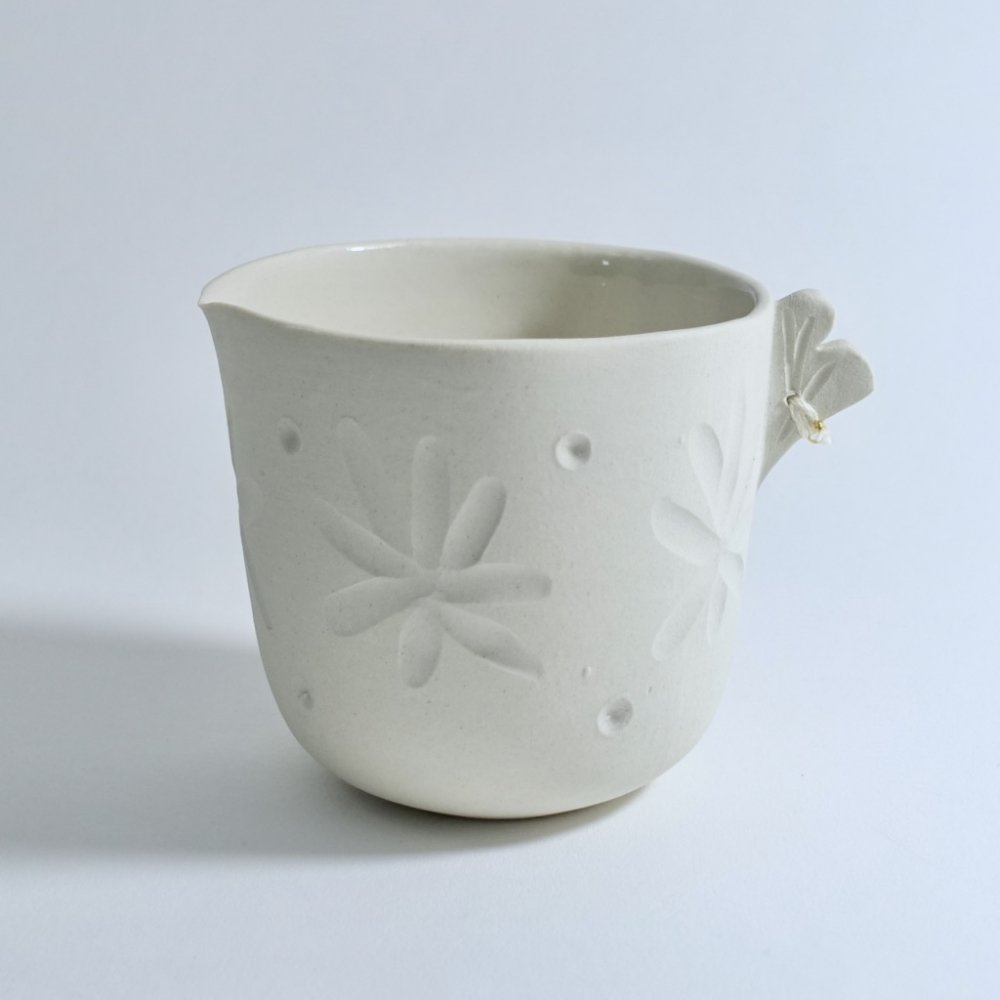 white little jug