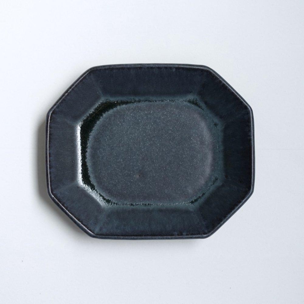 8角鉢 13cm