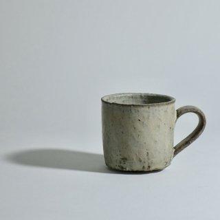 木灰釉コーヒーカップ淡