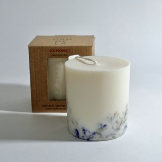 soy wax candle L