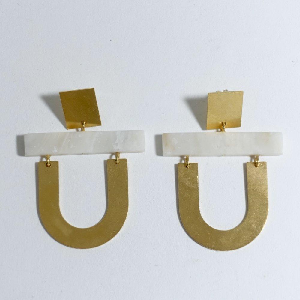 trilithon earrings