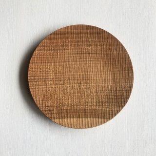 工房やす 木のお皿/サクラ