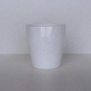 fresco / solito glass - enamel white