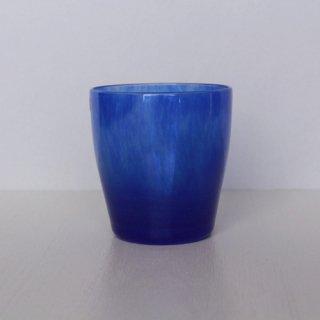 fresco / solito glass - silver blue luster