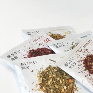 Organic Herb Tea「に、お茶。」