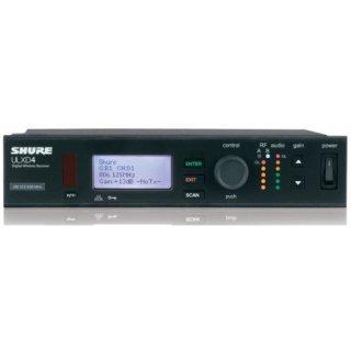 SHURE ULXD4-XX 新周波数帯域  ※正規品・メーカー保証2年