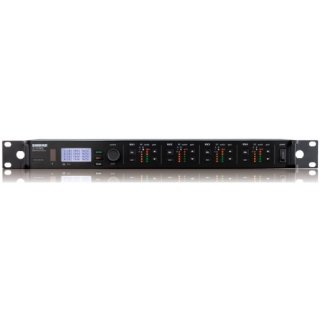 SHURE ULXD4Q-XX 新周波数帯域  ※正規品・メーカー保証2年