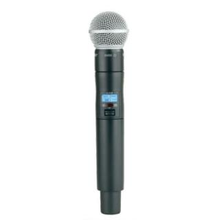 SHURE ULXD2/SM58-XX 新周波数帯域  ※正規品・メーカー保証2年