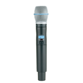 SHURE ULXD2/B87C-XX 新周波数帯域  ※正規品・メーカー保証2年
