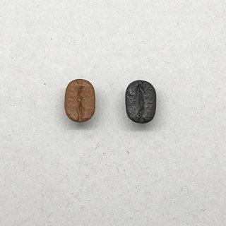 コーヒー豆ボタン 10個セット
