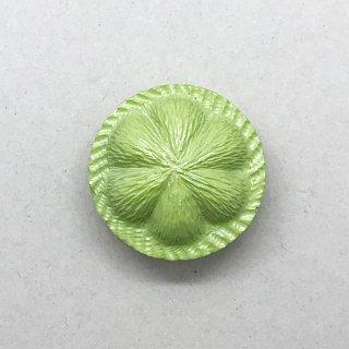 ヴィンテージボタン  グリーン