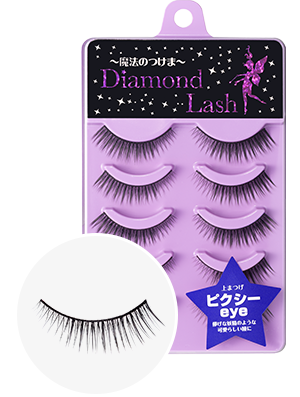 DiamondLash Lady Glamorous Series ピクシーeye