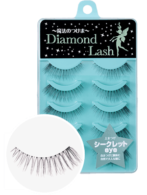 DiamondLash Little Wink Series シークレットeye