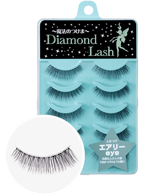 DiamondLash Little Wink Series エアリーeye