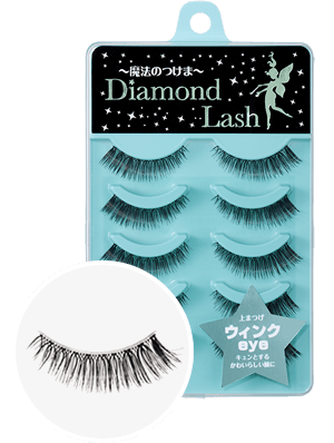 DiamondLash Little Wink Series ウィンクeye