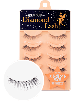DiamondLash Nudy Sweet Series エレガントeye