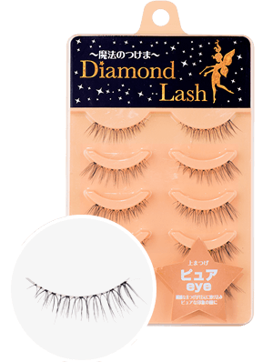 DiamondLash Nudy Sweet Series ピュアeye