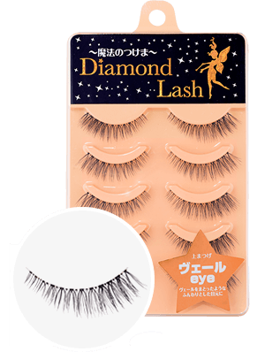 DiamondLash Nudy Sweet Series ヴェールeye