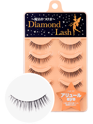 DiamondLash Nudy Sweet Series アリュールeye