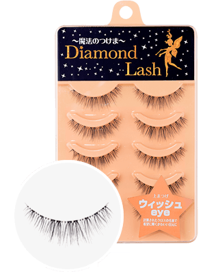 DiamondLash Nudy Sweet Series ウィッシュeye