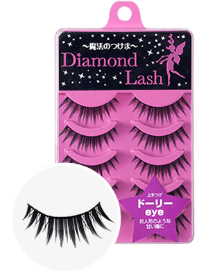 DiamondLash 1st Series ドーリーeye