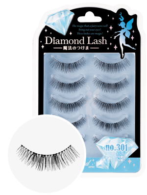 DiamondLash Blue Diamond series 301