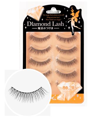 DiamondLash Orange Diamond series 205