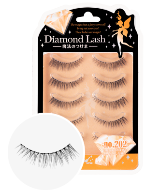 DiamondLash Orange Diamond series 202