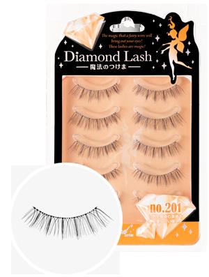 DiamondLash Orange Diamond series 201